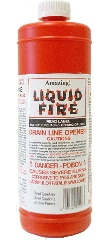 "Liquid Fire has a letter ""d"" as does Dangerous and Hazardous"